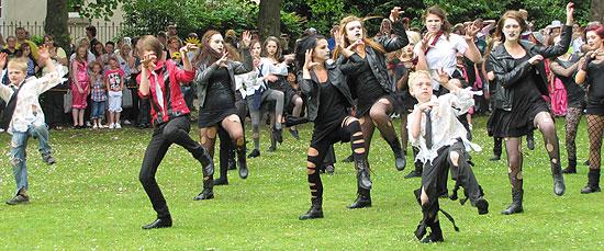 Whitehaven Carnival 2010 Dance Troupes
